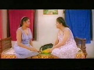 Actress meena sexy clips - Southindian mallu b grade actress lesbian clip