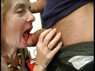 His hairy ass He fucks a not his stepgrand mother in the ass