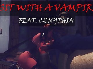 Cartoon sex a vampire fling Cznythia - visit with a vampire