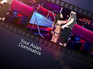 Asian giantess feet Giantess shrunken janitor