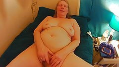 Mother inlaw getting off