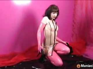 Hooker latex sex Latex sex and dildo fantasies