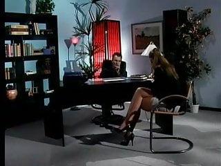 Nylon secretary hairy Secretary fucks in nylons