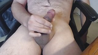 Me just jacking off and shooting a load !