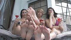 Adorazione dei piedi sporchi