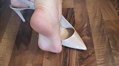 My Wife filmed her Feet