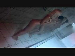Lesbian shower zhsare Lesbian shower orgy