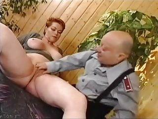 German laughing midget German milf kira red rough fucked by midget