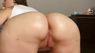 She likes to spread all that ass for you!!!