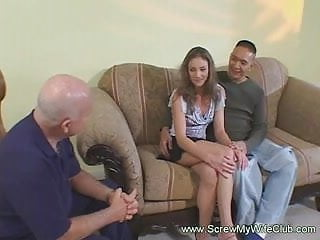 Sex positions for overweight partners Sexy petite wife on amazing sex positions with a pornstar