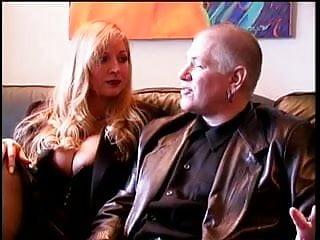 Explaining sexual harasment Big tits blonde explains about bdsm