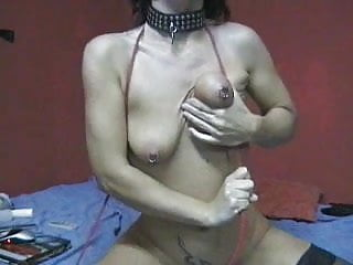 Bdsm clips breast Breast bondage
