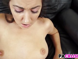 Lick it daddy Daddy bangs his pretty stepdaughter