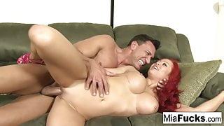 Mia Lelani takes personal spanish lessons and fucks