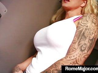Adult female blonde pornstar ryan conner Bbc rome major pounds blonde milf ryan conner in hotel