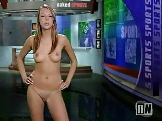 Naked news erica anderson video Naked news 2