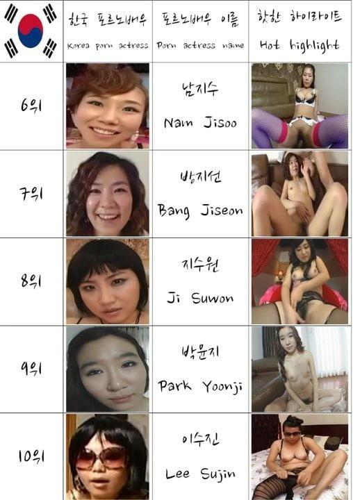 South Korean Girl Hanlyu Pornstar Ranking Top10 Hanbok Fuck