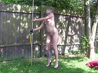 Free preview video of american nudists - My first dp free nudist