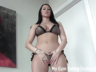 Stuff to make you cum I am going to make you cum two times in a row cei