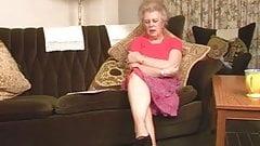 Hairy Scottish granny interview