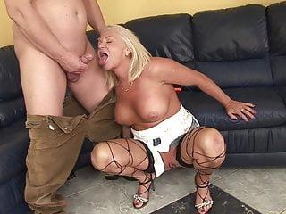 Grandma peeing - Dirty old grandma loves pee