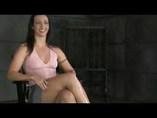Porn thumds up - Tied up and fucked very hard