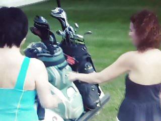 Mature wife lesbian tubes - Wife lesbian golf game