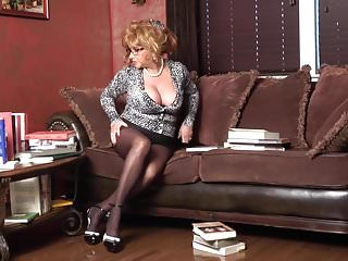 Sexiest pantyhose Sexiest librarian