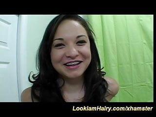 Hairy latina pussy video Sweet hairy latina