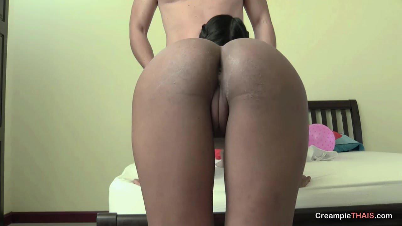 Creampie Butt