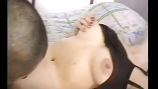 goldyfinger,french couple in a bed