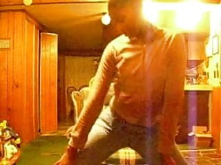 Footjob gf teen strip pantyhose My black ex gf stripping