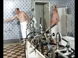 Naked christian men ritual Men naked having shower together