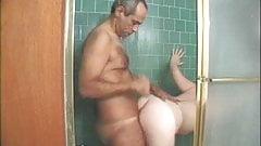 Shower then fuck.