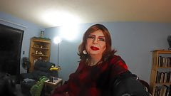 Michele Is Waiting For A Date POV