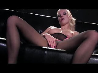 Nikky blonde in pantyhose Blonde in pantyhose pounded by bbc full scene