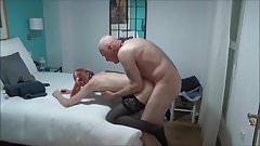 Ulf Larsen & whore Angel's super pervert pornmix!