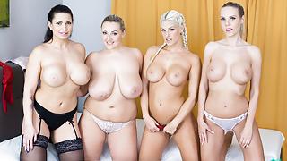 Heaven is Big Tits - CVR 277