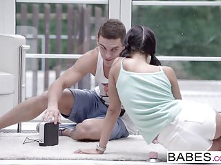 Peeping tom nude vids - Babes - step mom lessons - peeping tom starring coco de mal