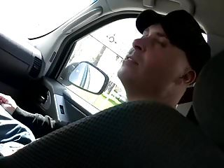 Pickup sex videos - Blonde gets sex in the back of a pickup car