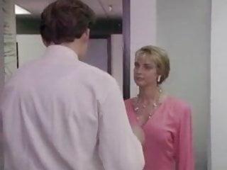 Mature women port Fuck my secretaire devant la porte