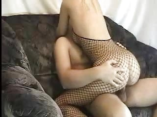 Busty blonde fishnet Blonde fishnet sex..rdl