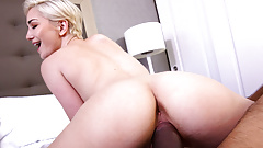FILF - Pervy Dad Fucks His Hot Daughter's Friend Skye Blue