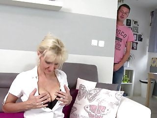 Gorgeous granny sex Gorgeous mothers fucked by their young lovers