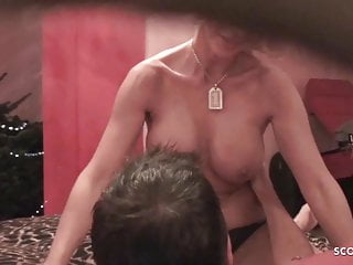 Berlin gay escort - Hidden cam spy fuck with real german milf hooker in berlin