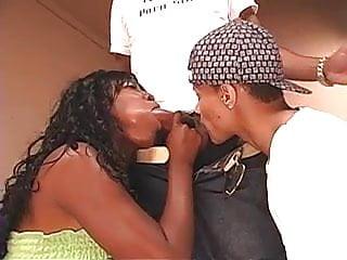 Two bisexual men fucking black woman - Black bisexual men with black woman