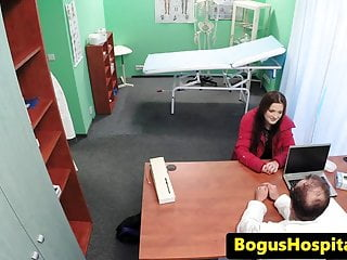Fre medical fetish videos Medical fetish spycam fun with euro patient