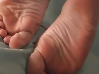 Monkey ass wrinkle free pants Cuming on wrinkled soles