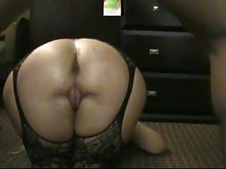 Up her mature - Fucked up her ass by bbc