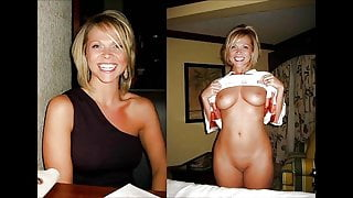 More Sexy Ladies - Dressed And Undressed Slideshow